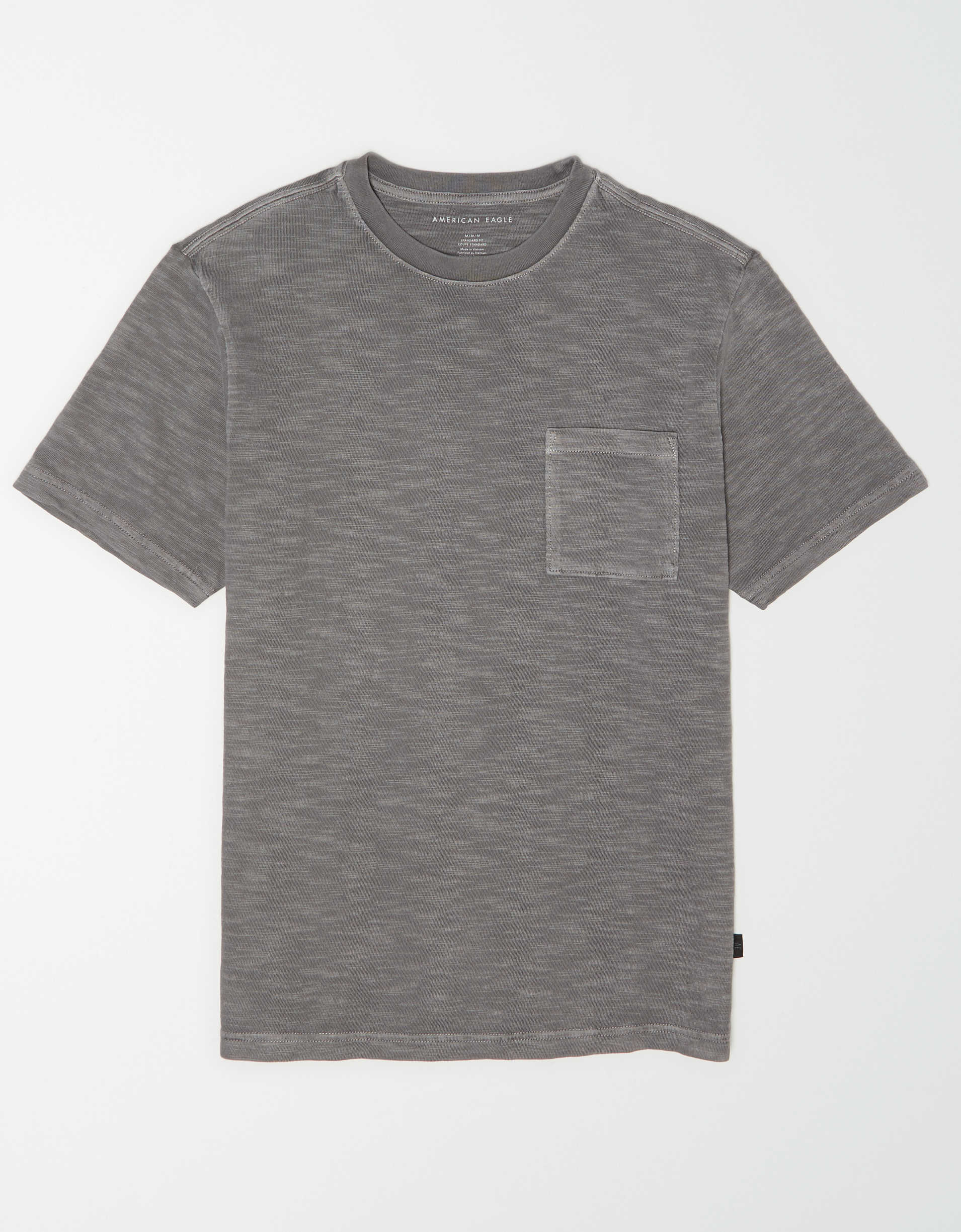 AE Heavyweight Slub Pocket T-Shirt