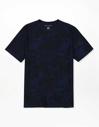 AE ショートスリーブ カモフラ Tシャツ