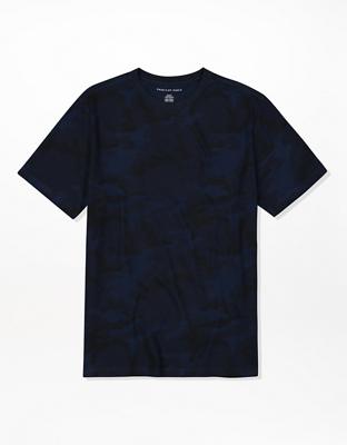 AE Short-Sleeve Camo T-Shirt