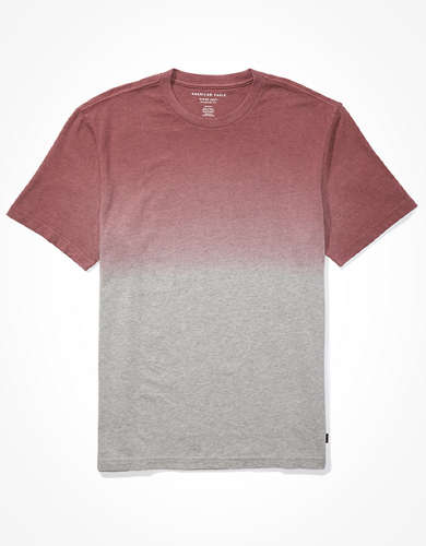 AE Super Soft Dip-Dye T-Shirt