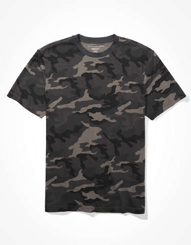 AE Super Soft Camo T-Shirt