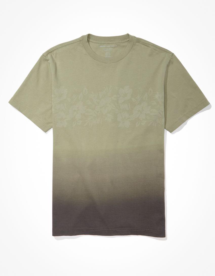 AE Super Soft Dip-Dye T-Shirt