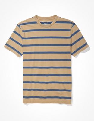 AE Super Soft Striped T-Shirt