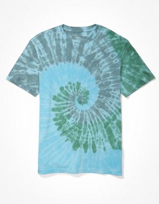 AE Super Soft Tie-Dye Icon T-Shirt