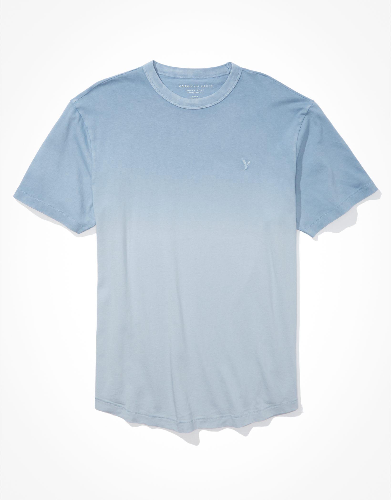 AE Super Soft Curved Hem Icon T-Shirt