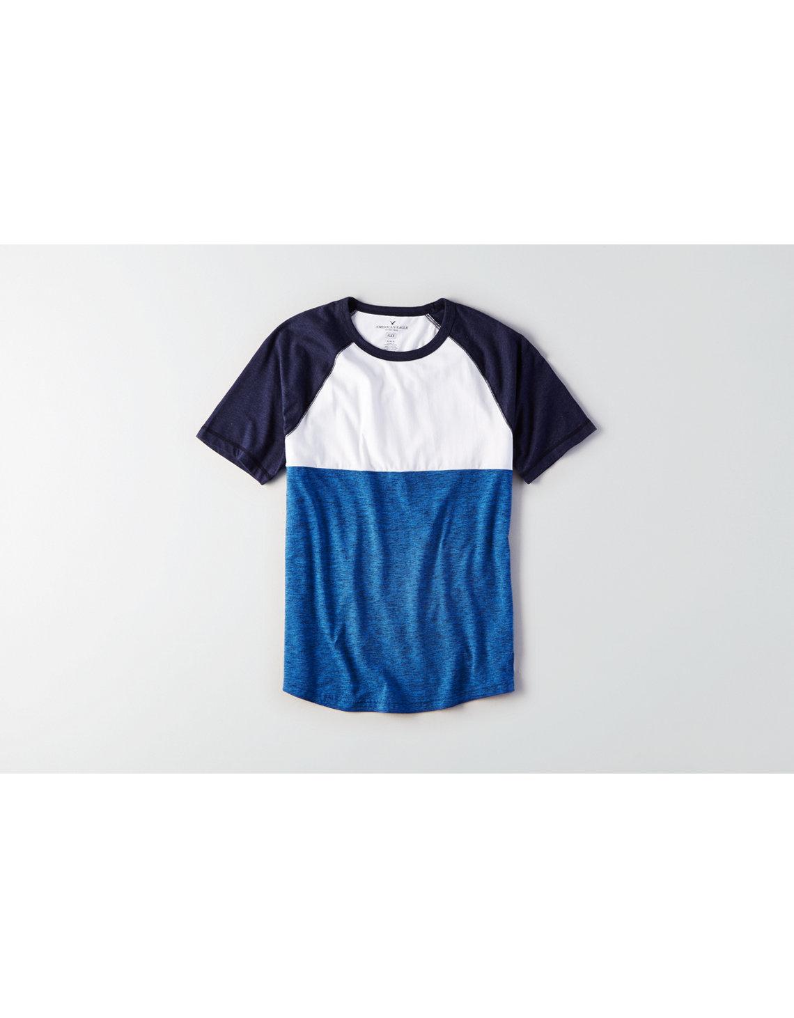 Black keys t shirt uk - Aeo Flex Colorblock T Shirt Buy 2 Get 1 Free