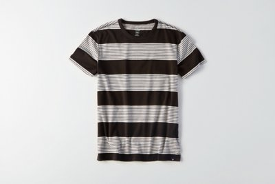 Flex Stripe Crew T-Shirt