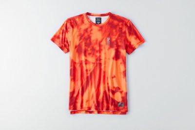 AE Active Crew Tie-Dye T-Shirt
