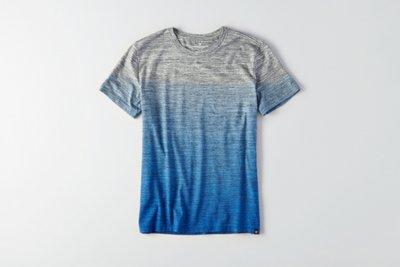 Dip Dye Crew T-Shirt