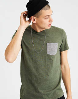 Ae Pocket Tee by American Eagle Outfitters