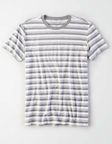 AE Slub Striped T-Shirt -