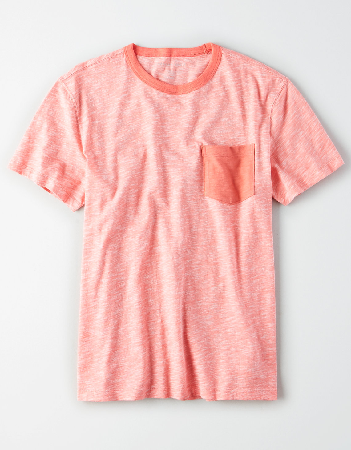 AE Heathered Pocket T-Shirt
