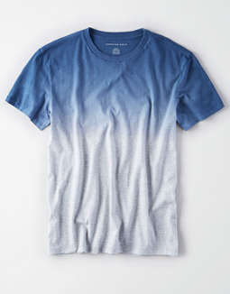 AE Short Sleeve Dip Dye T-Shirt