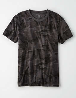 AE Short Sleeve Camo Crew t-shirt