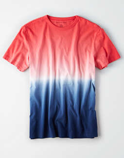 a11d8e0f placeholder image AE Americana Tie-Dye T-Shirt ...