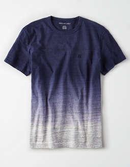 d3f1da6a6 placeholder image AE Dip Dye Logo T-Shirt ...