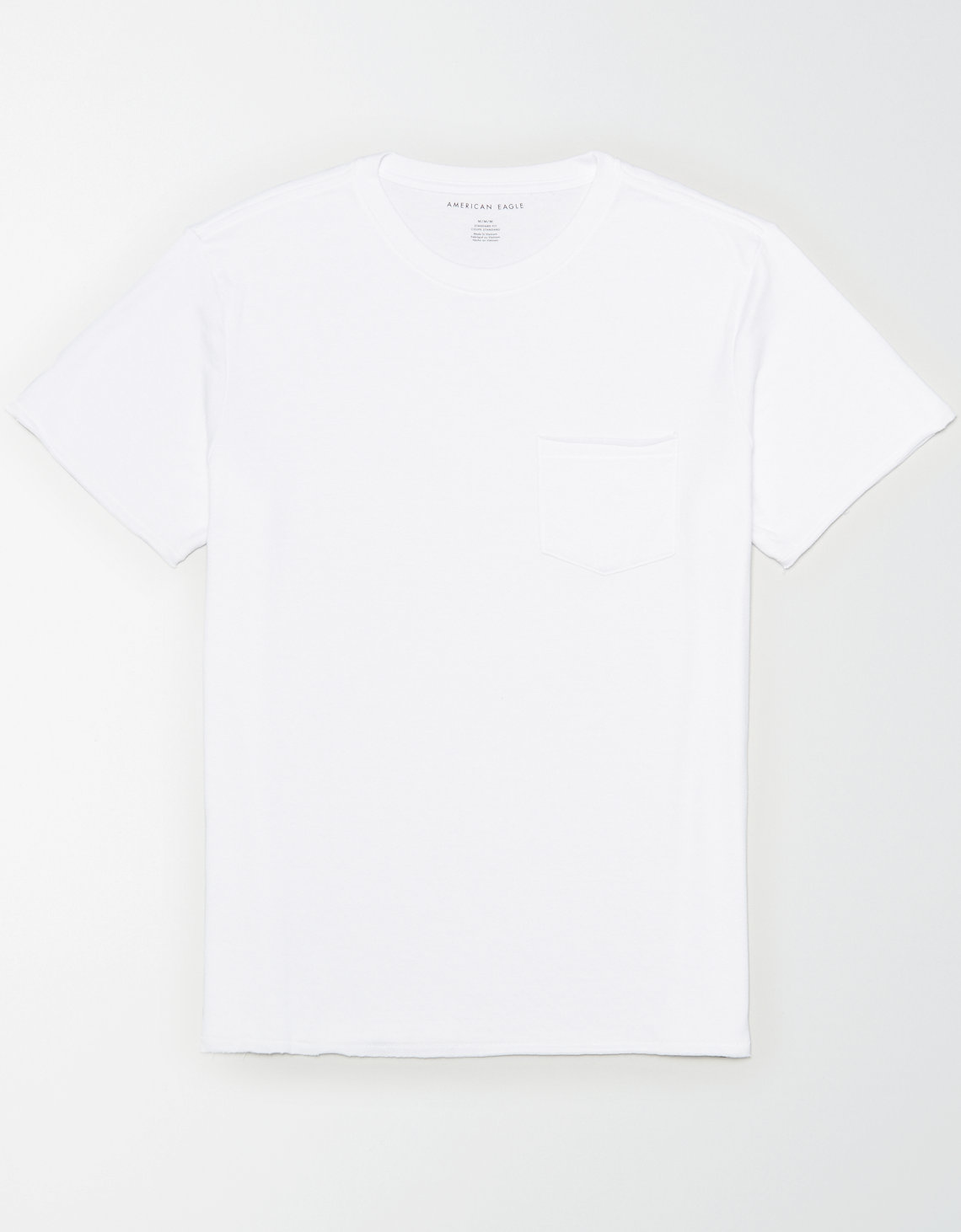 AE Raw Edge Pocket T-Shirt