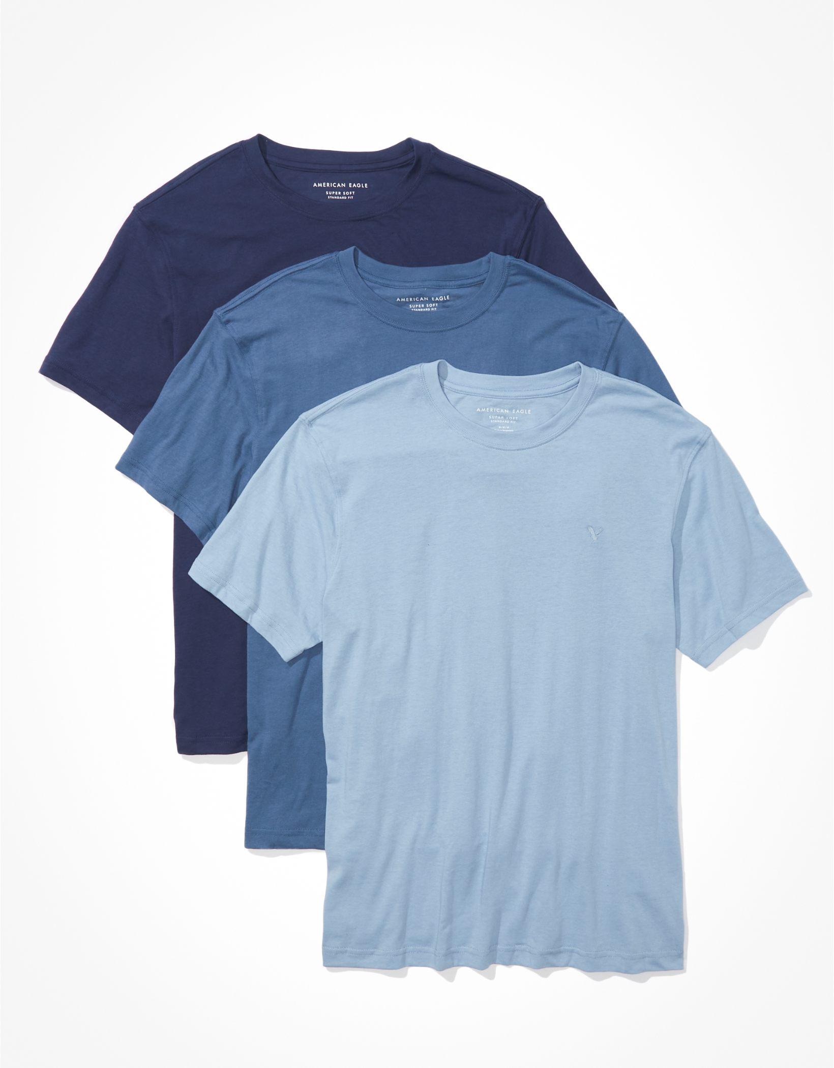 AE Super Soft Icon T-Shirts 3-Pack
