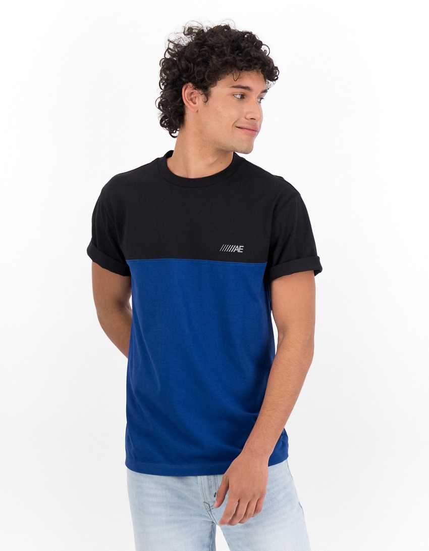 AE Color-Block Active T-Shirt