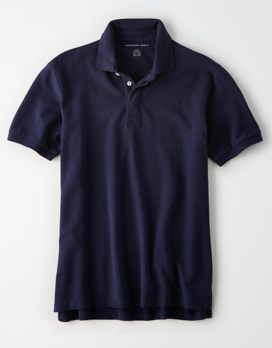 AE Brushed Pique Polo Shirt