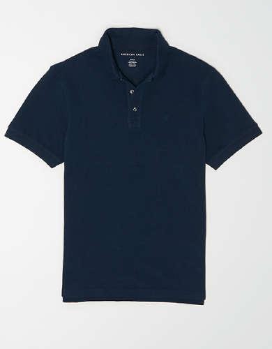 AE Super Soft Icon Pique Polo Shirt
