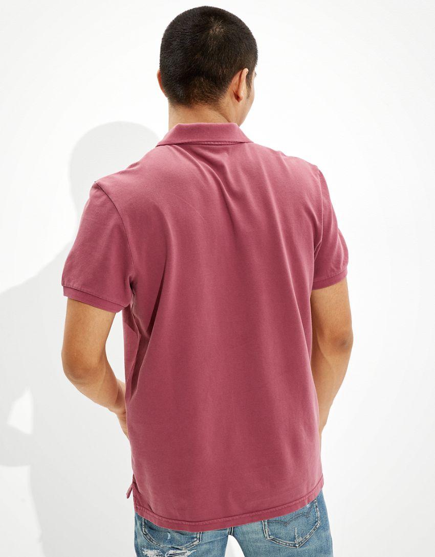 AE Super Soft Vintage Icon Polo Shirt