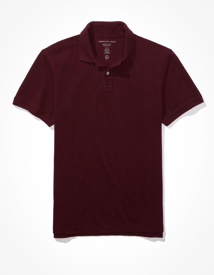 AE Super Soft Icon Pique Polo Shirt