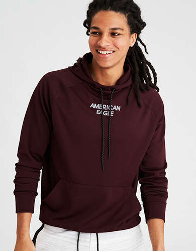 AE Active Graphic Hoodie Tee