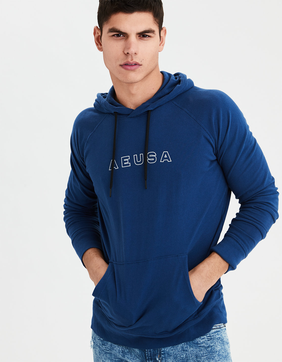 ef9d654f AE Graphic Hoodie Tee. Placeholder image. Product Image