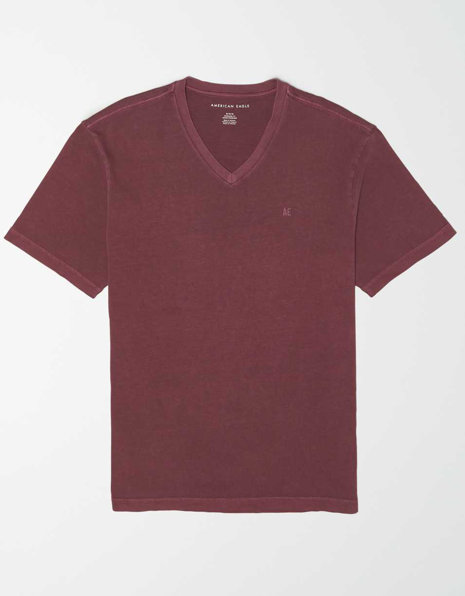 AE Super Soft V-Neck T-Shirt