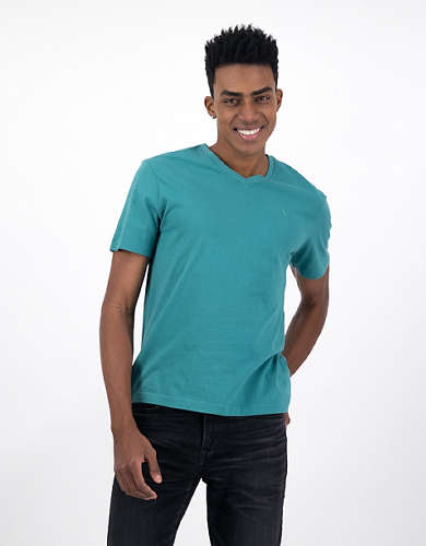 AE Super Soft Icon V-Neck T-Shirt
