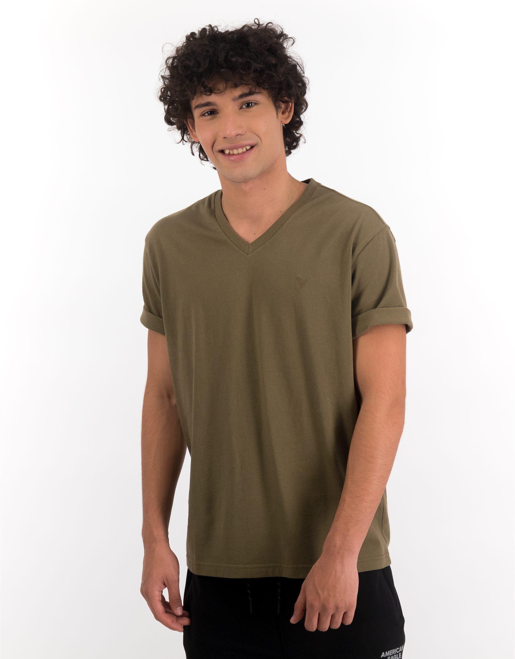 AE Super Soft Icon V-Neck T-Shirt