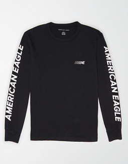 9fb7d528b placeholder image AE Long Sleeve Graphic T-Shirt
