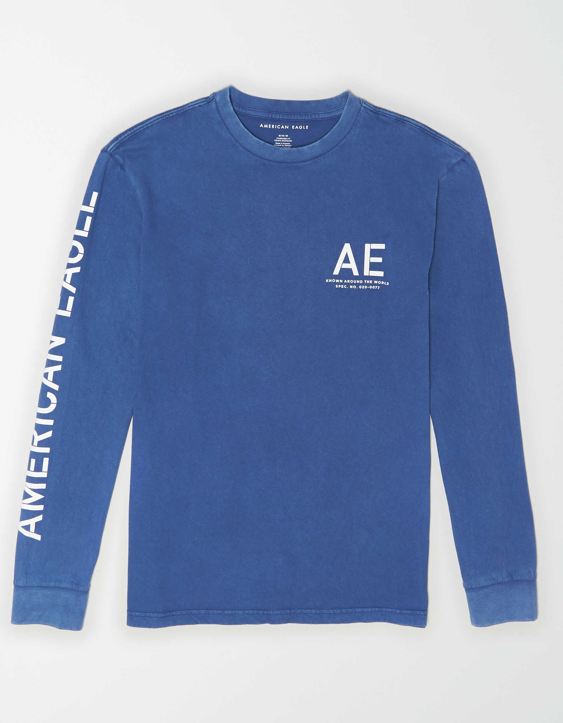 AE Long-Sleeve Graphic T-Shirt