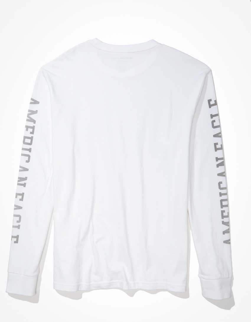 AE Super Soft Icon Long-Sleeve Graphic T-Shirt