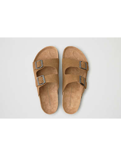 Molded Footbed Sandals American Eagle Outfitters