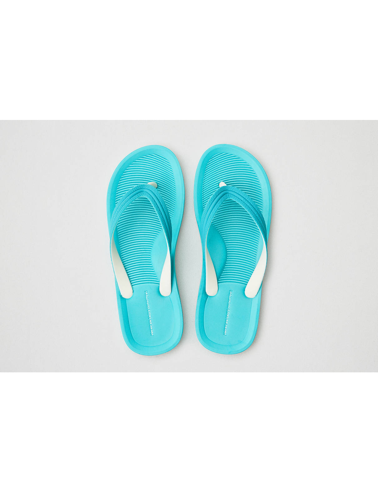 Display product reviews for AEO Rubber Flip-Flop