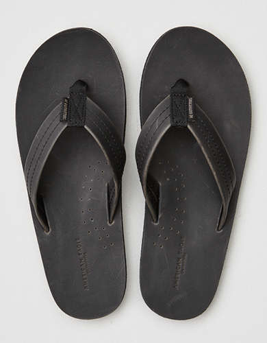 Leather Flip Flops Mens Womens American Eagle Outfitters