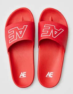 new concept 534d2 2d29e placeholder image AEO Slide Sandal ...