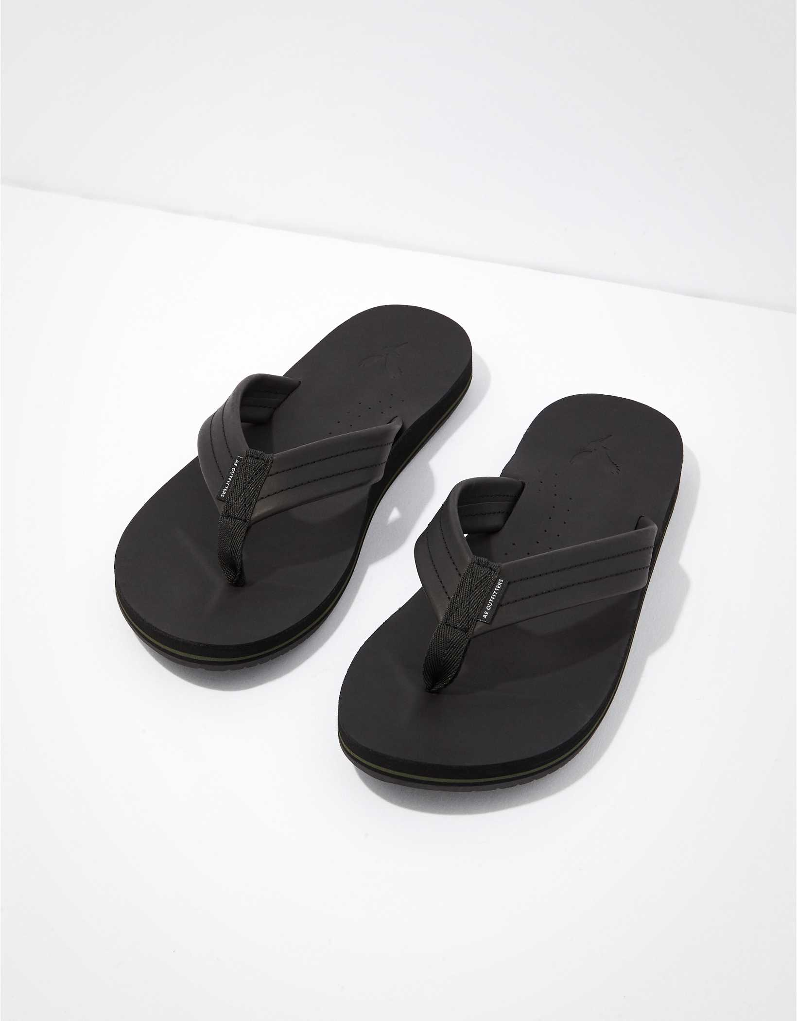 AE Leather Flip-Flop