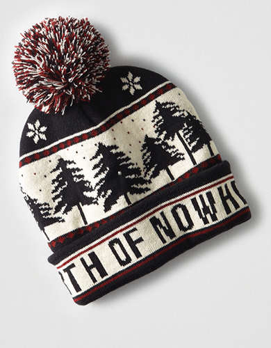 Light Up Trees Beanie -