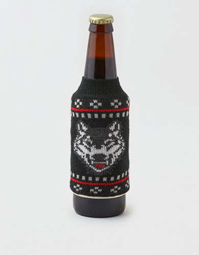 AEO Light Up Wolves Bottle Sleeve -