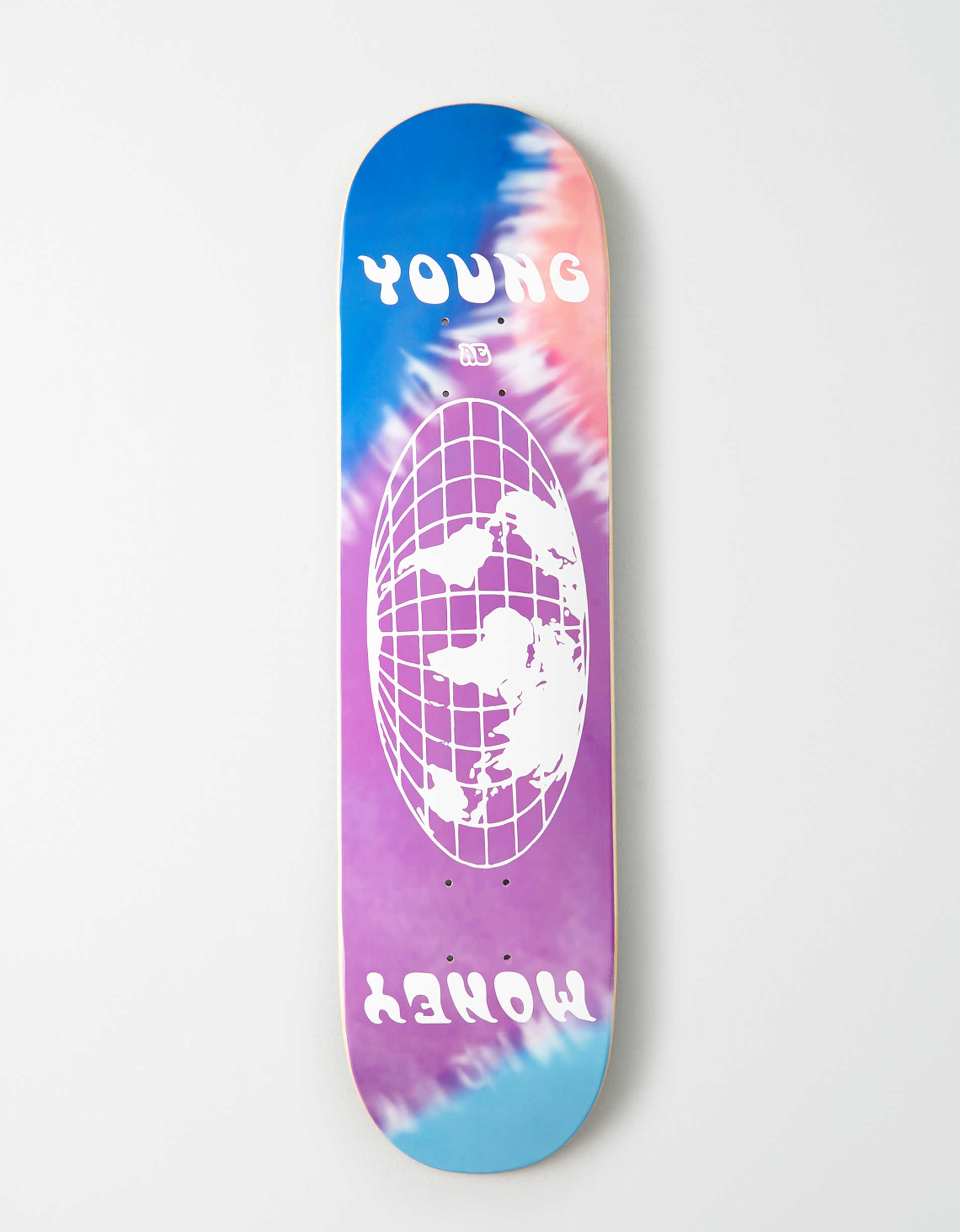 AE X Young Money Skate Deck