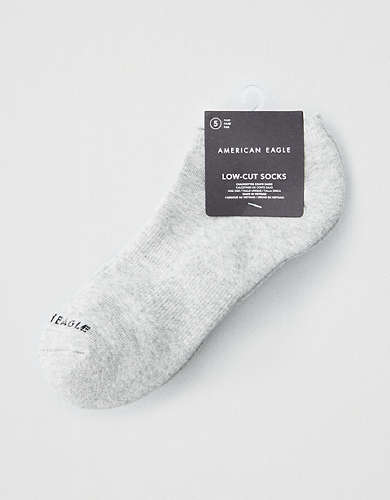 AEO Low Cut Socks 5-Pack