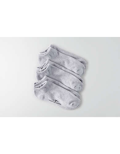 AEO Low Cut Socks 3-Pack -