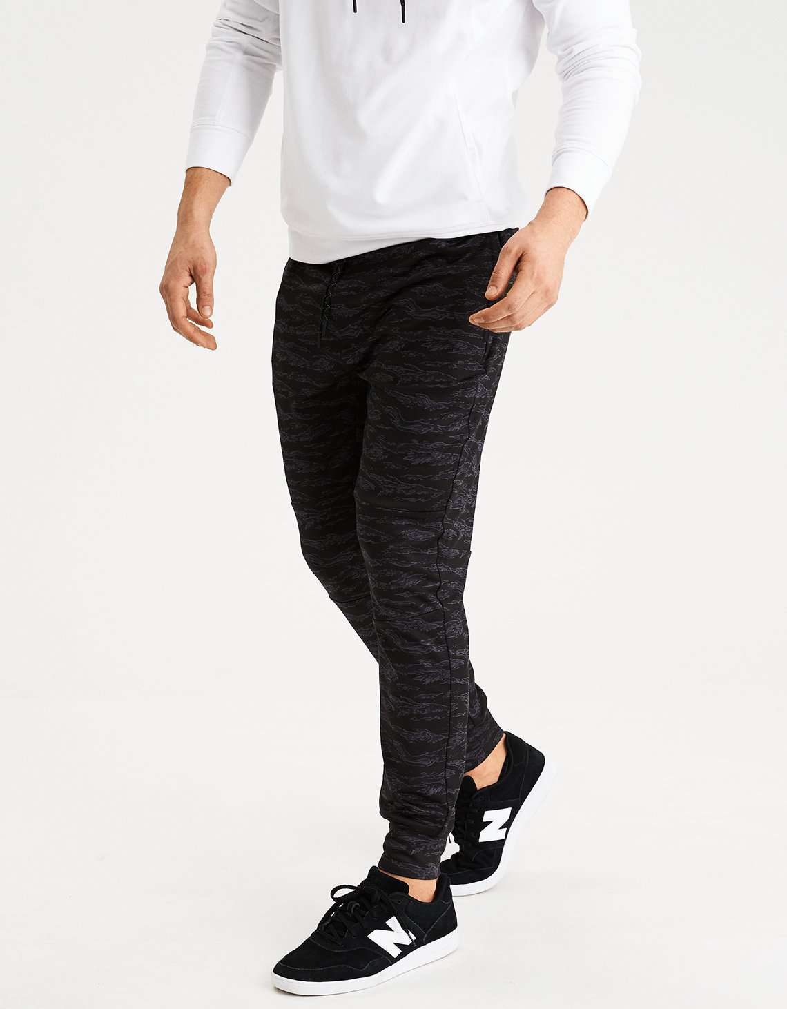 AE Lightweight Fleece Jogger. Placeholder image. Product Image