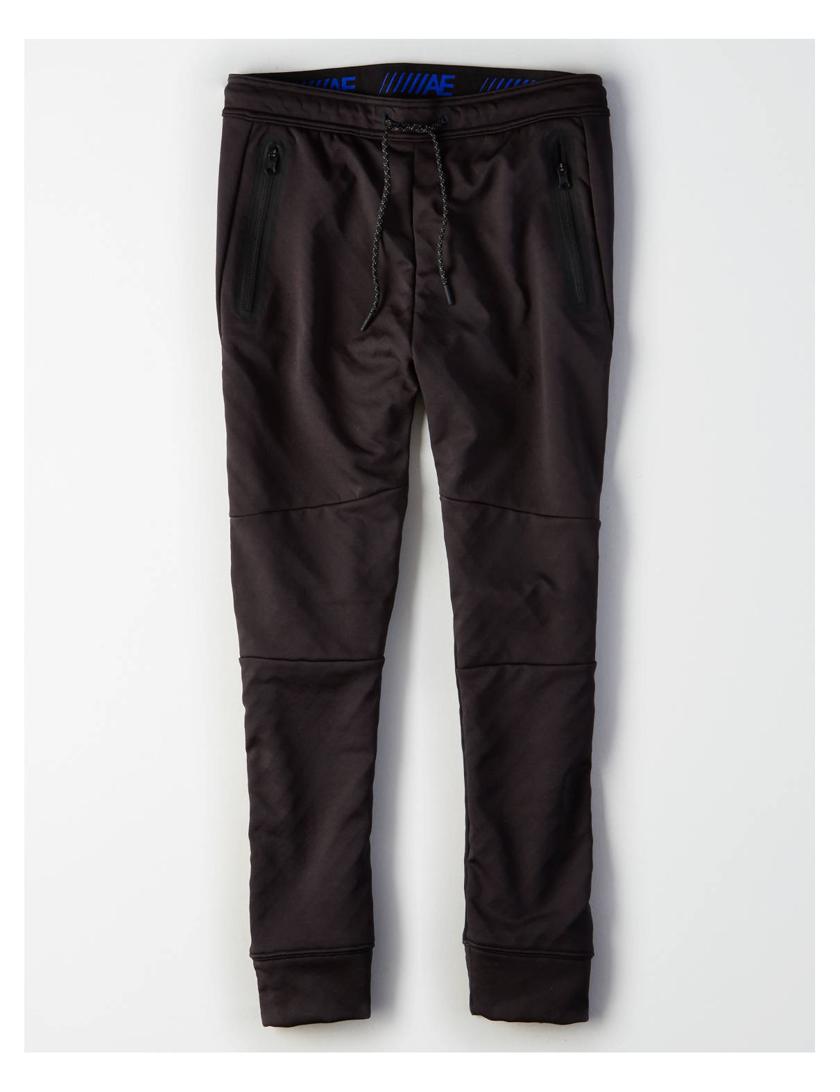Display product reviews for AE Gridback Fleece Jogger