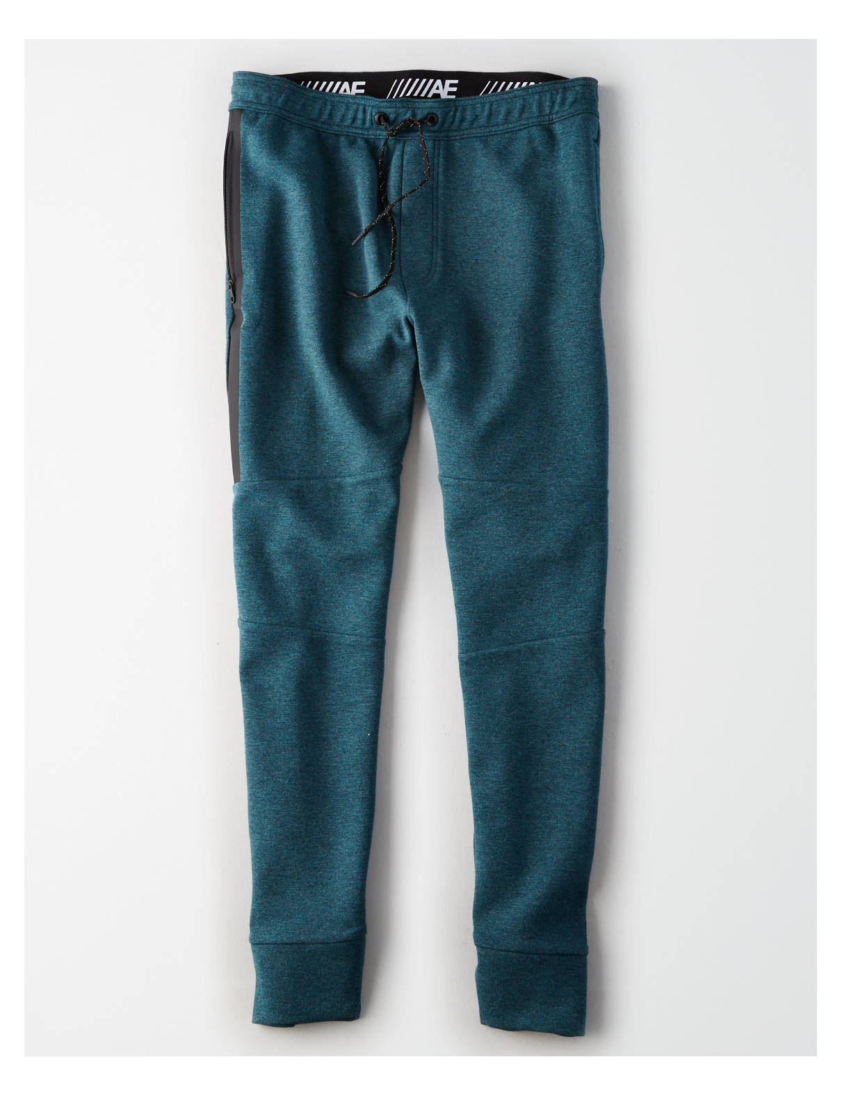 Display product reviews for AE Fleece Jogger