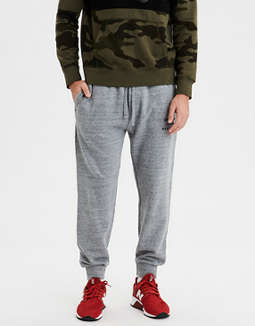 AE Ultra-Soft Graphic Jogger