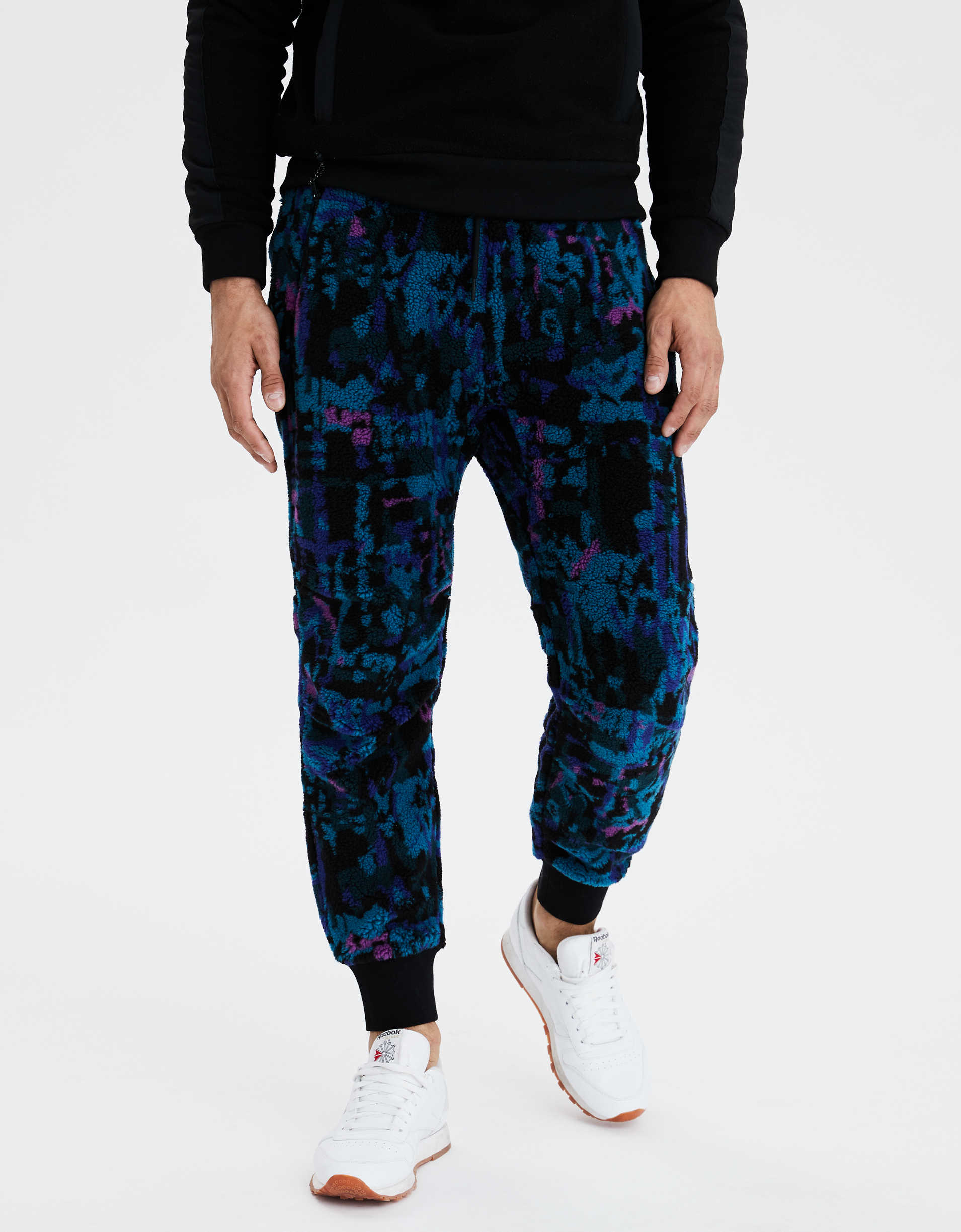 AE Sherpa Fleece Jogger